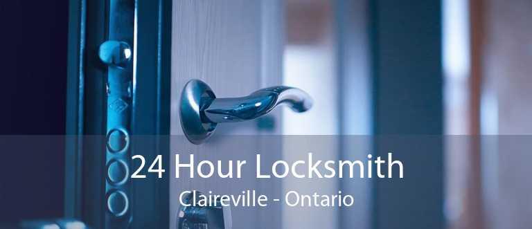 24 Hour Locksmith Claireville - Ontario