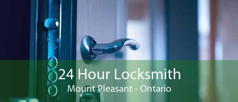 24 Hour Locksmith Mount Pleasant - Ontario