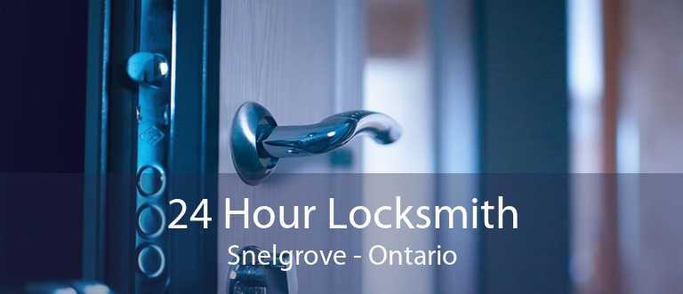 24 Hour Locksmith Snelgrove - Ontario