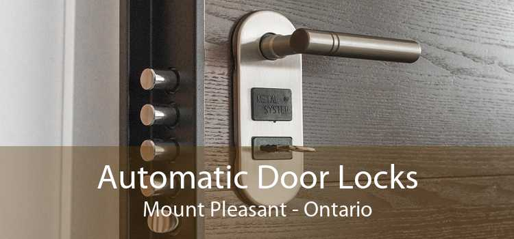 Automatic Door Locks Mount Pleasant - Ontario