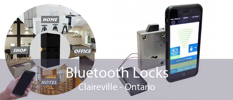 Bluetooth Locks Claireville - Ontario