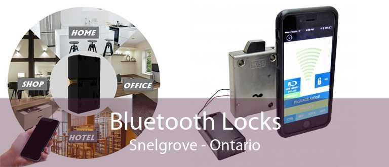 Bluetooth Locks Snelgrove - Ontario
