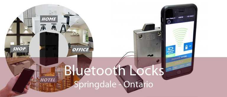 Bluetooth Locks Springdale - Ontario
