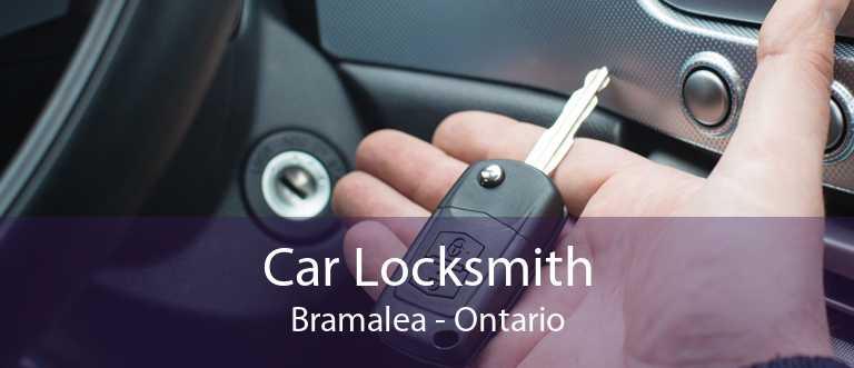 Car Locksmith Bramalea - Ontario