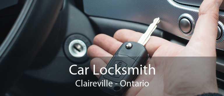 Car Locksmith Claireville - Ontario
