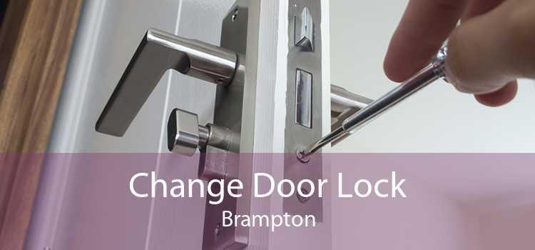 Change Door Lock Brampton