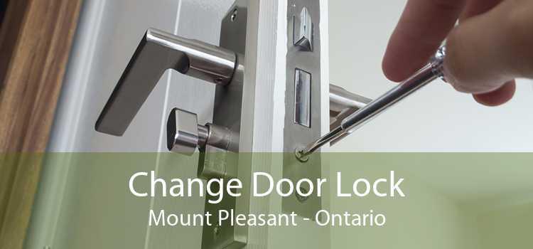 Change Door Lock Mount Pleasant - Ontario
