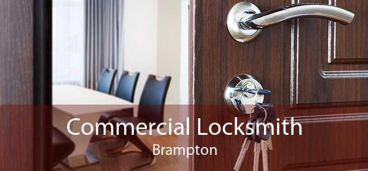 Commercial Locksmith Brampton