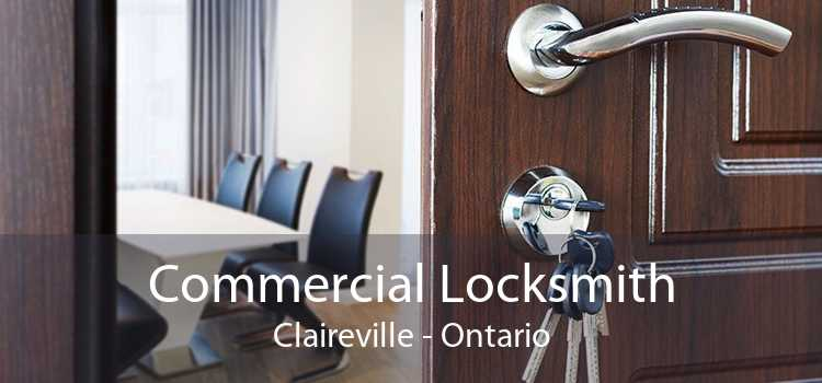 Commercial Locksmith Claireville - Ontario