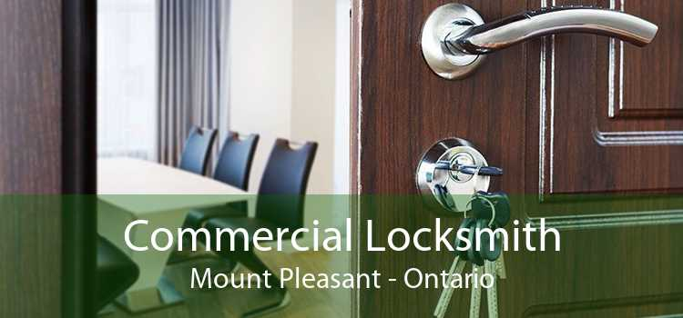 Commercial Locksmith Mount Pleasant - Ontario