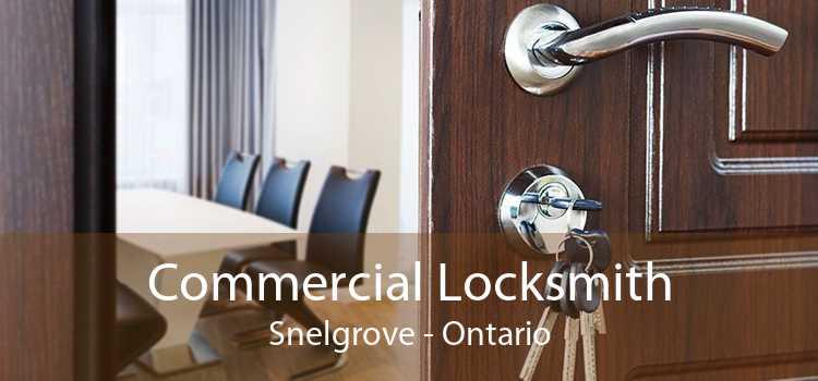 Commercial Locksmith Snelgrove - Ontario