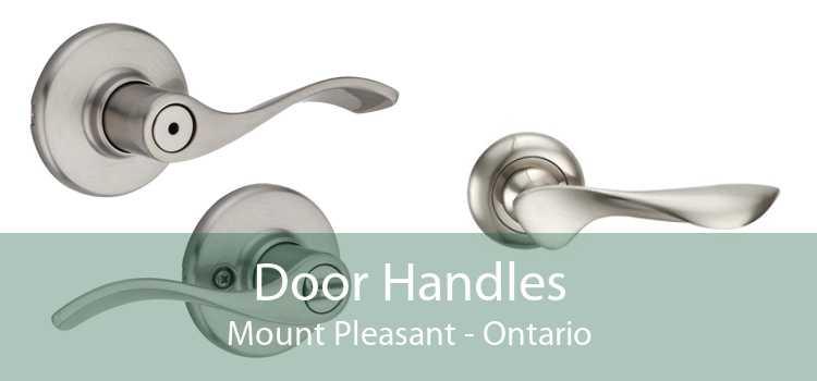 Door Handles Mount Pleasant - Ontario