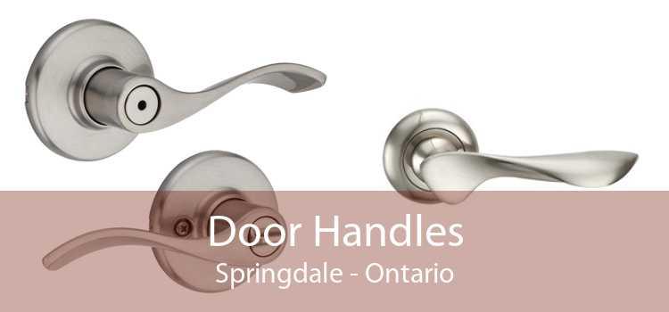 Door Handles Springdale - Ontario