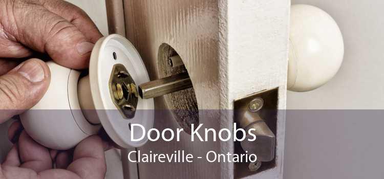 Door Knobs Claireville - Ontario