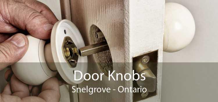 Door Knobs Snelgrove - Ontario