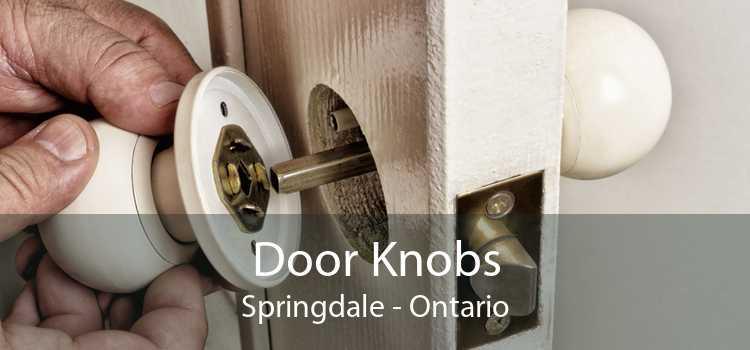 Door Knobs Springdale - Ontario