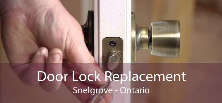 Door Lock Replacement Snelgrove - Ontario