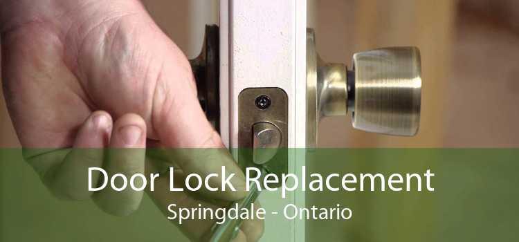 Door Lock Replacement Springdale - Ontario