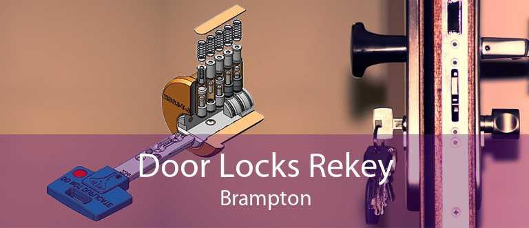 Door Locks Rekey Brampton