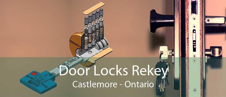 Door Locks Rekey Castlemore - Ontario
