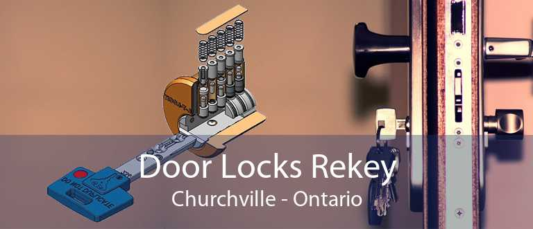 Door Locks Rekey Churchville - Ontario