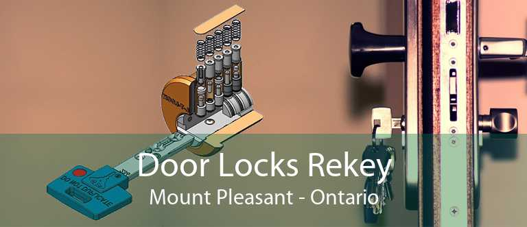 Door Locks Rekey Mount Pleasant - Ontario