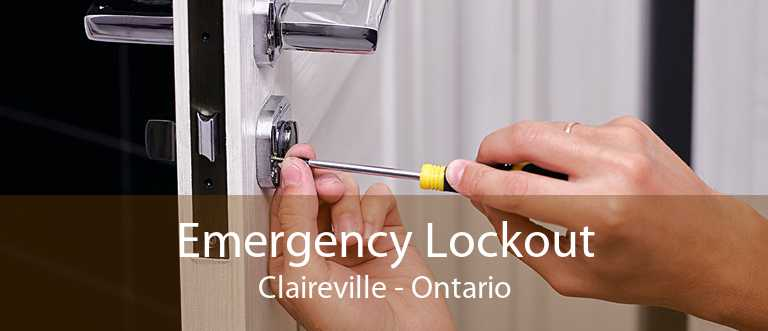 Emergency Lockout Claireville - Ontario