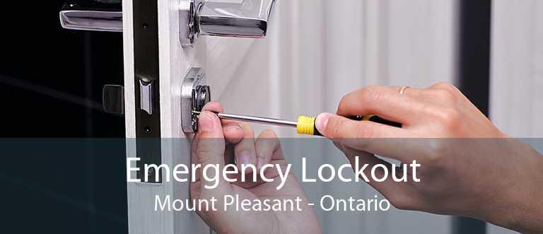 Emergency Lockout Mount Pleasant - Ontario