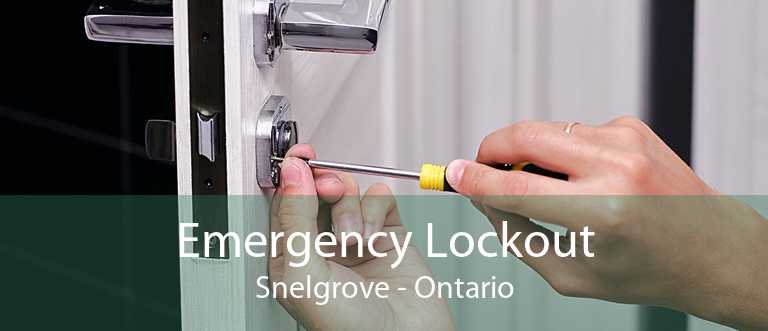 Emergency Lockout Snelgrove - Ontario