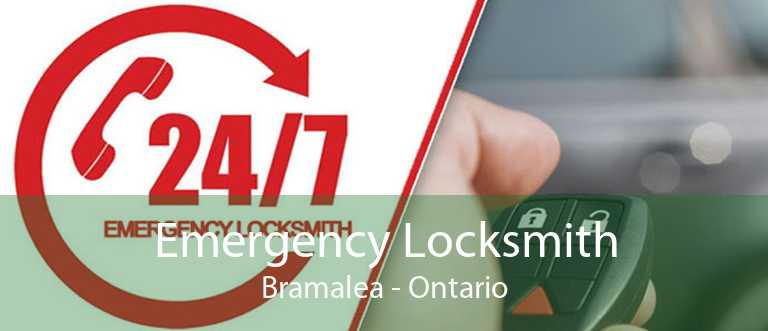 Emergency Locksmith Bramalea - Ontario