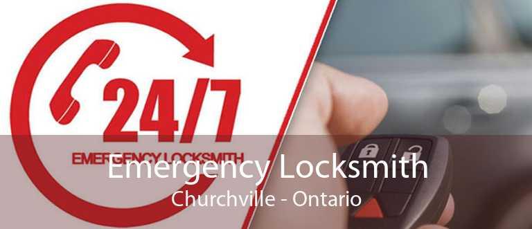 Emergency Locksmith Churchville - Ontario