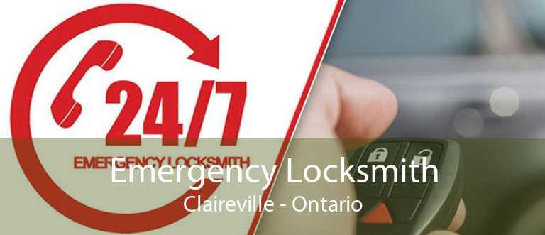 Emergency Locksmith Claireville - Ontario