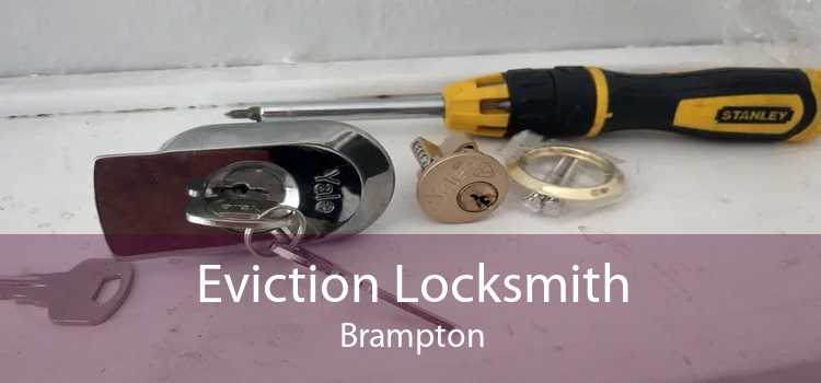 Eviction Locksmith Brampton