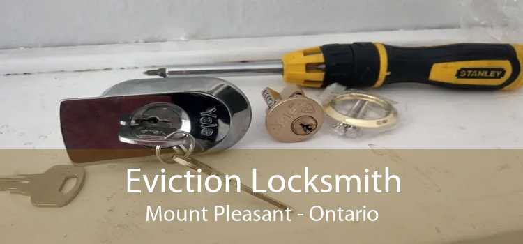 Eviction Locksmith Mount Pleasant - Ontario