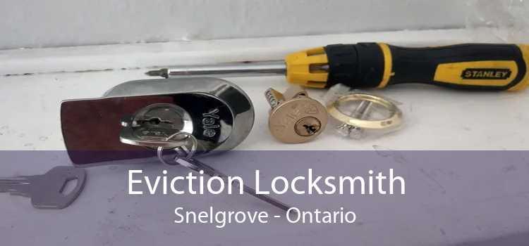 Eviction Locksmith Snelgrove - Ontario