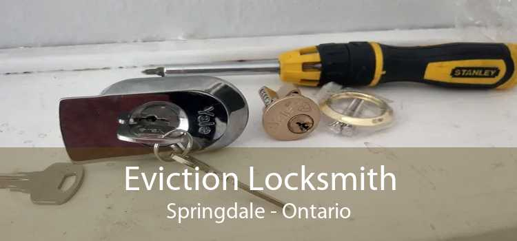 Eviction Locksmith Springdale - Ontario