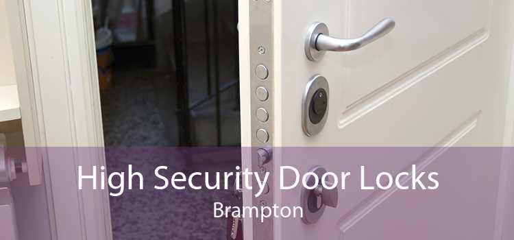 High Security Door Locks Brampton