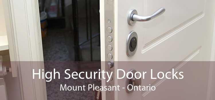 High Security Door Locks Mount Pleasant - Ontario