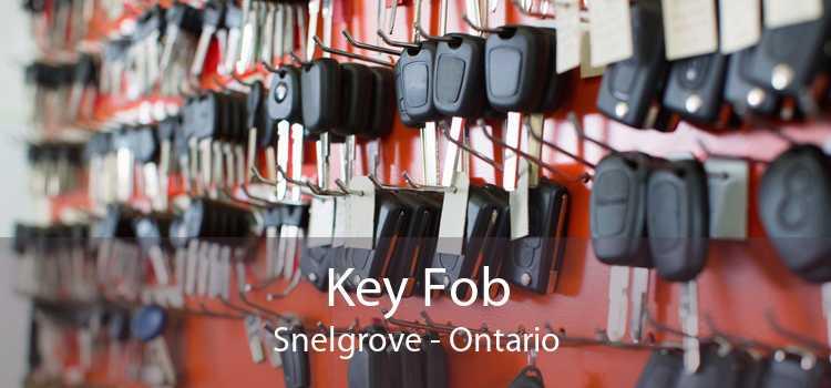 Key Fob Snelgrove - Ontario