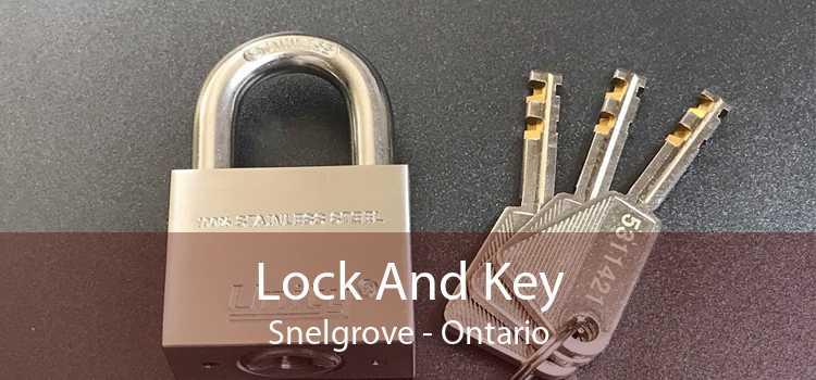 Lock And Key Snelgrove - Ontario