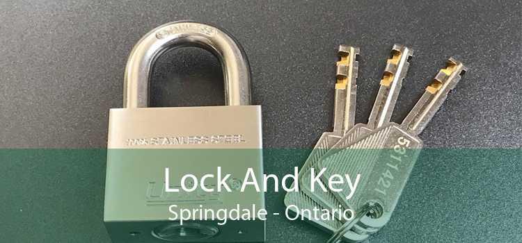 Lock And Key Springdale - Ontario