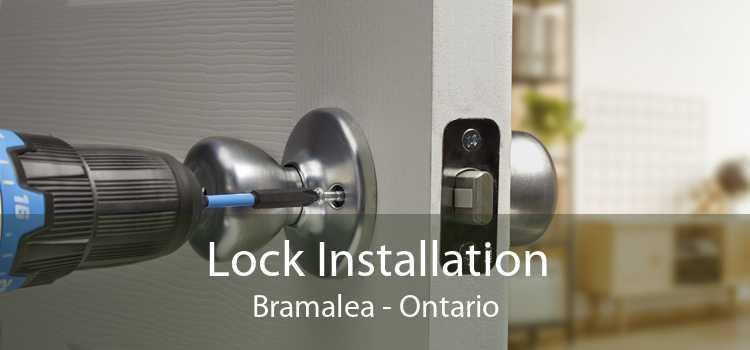 Lock Installation Bramalea - Ontario