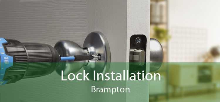 Lock Installation Brampton
