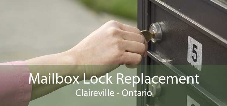 Mailbox Lock Replacement Claireville - Ontario