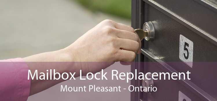 Mailbox Lock Replacement Mount Pleasant - Ontario