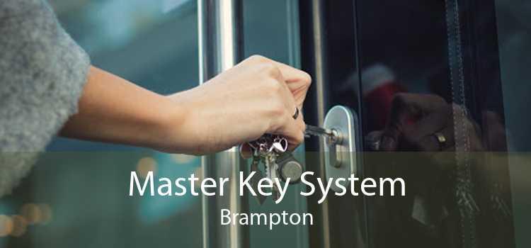 Master Key System Brampton