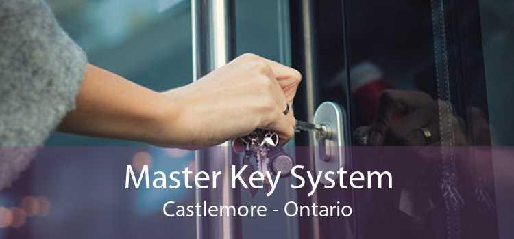 Master Key System Castlemore - Ontario