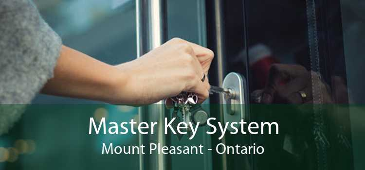 Master Key System Mount Pleasant - Ontario