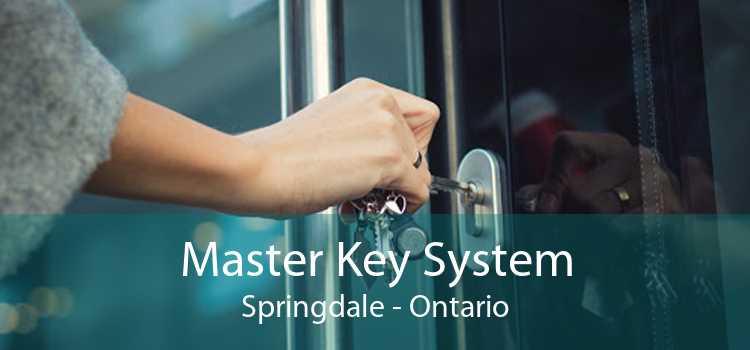 Master Key System Springdale - Ontario