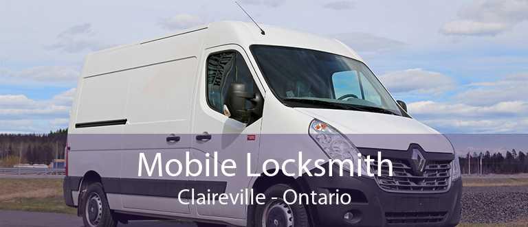 Mobile Locksmith Claireville - Ontario